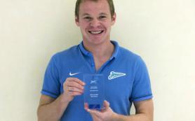 Анюков признан лучшим игроком «Зенита» в ноябре