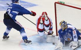 Российские хоккеисты обыграли финнов