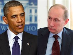 Обама обвинил Путина в экономическом кризисе России