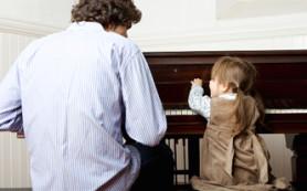 Занятия музыкой положительно влияют на мозг ребенка