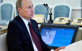 Путин призвал при необходимости включать режим «ручного управления» в экономике