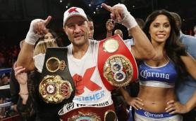 Вероятность проведения боя боксера Сергея Ковалева в РФ в 2015 году минимальна