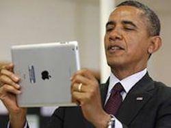 Обама: США превосходят РФ, потому что у нас есть iPad и Голливуд
