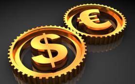 Доллар и евро подешевели на шесть рублей