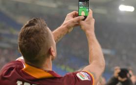 Президент ФК «Лацио» раскритиковал Франческо Тотти за селфи