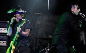 Джонни Депп отказался от музыкальной карьеры