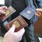 Крымчане смогут менять украинские документы на российские без пошлины