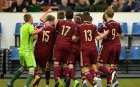 Галактионов вызвал 18 футболистов в сборную РФ на матчи ЧЕ-2015 U-17