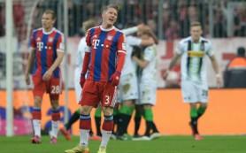 Футболисты «Баварии» потерпели первое домашнее поражение в чемпионате Германии