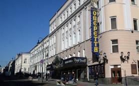 В Москве поставят мюзикл «Анна Каренина»