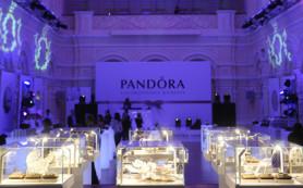 Сбербанк стал владельцем ювелирной сети Pandora