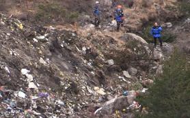 Трагедия в небе над Альпами
