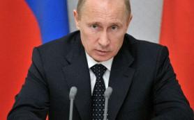 Путин прибыл в Ереван на мероприятия к 100-летию геноцида армян