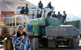 Киргизы на страже Союза