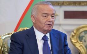 Выбор президента Каримова