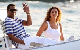 Бейонсе и Jay-Z работают над совместным альбомом
