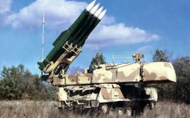 В Приморье зенитчики провели боевые стрельбы по скоростным воздушным целям