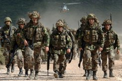 НАТО увеличит численность сил реагирования более чем вдвое