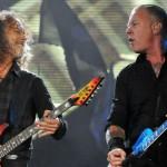 Группа Metallica активно работает над созданием нового альбома