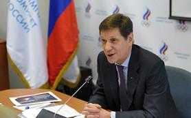 Жуков назвал глупостью идею запрета на участие в трех Олимпиадах подряд