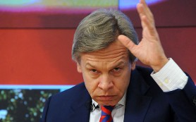 Пушков призвал ввести санкции против Латвии за сравнение России с Третьим рейхом