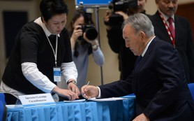 Назарбаев пошел по пути Ли Кван Ю
