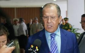 Лавров: Россия надеется поставлять больше газа в Сербию
