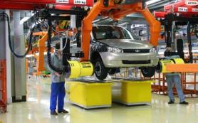 Продажи «АвтоВАЗа» в России рухнули на треть