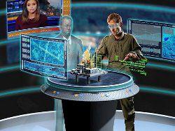 Армии будущего будут управляться через 3D-линзы