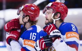 Хоккеисты сборной России не попали в символическую сборную чемпионата мира