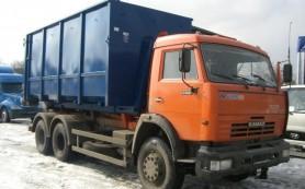 Как организовать вывоз строительного мусора в Павлино