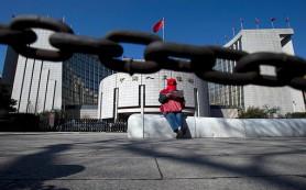 Китайцы сократили участие в сделках с российскими банками