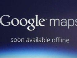 Приложение Google Maps скоро будет доступно офлайн