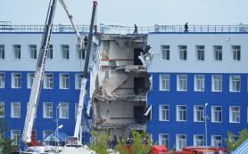 23 человека погибли при обрушении казармы в Омске