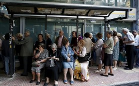 МВФ: За долги Афин будут платить будущие поколения греков