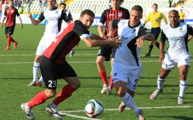 Гостевая победа «Краснодара» над пермским «Амкаром» в матче первого тура РФПЛ