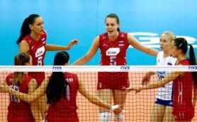 Российские волейболистки завершили «Финал шести» Гран-при победой над командой Японии