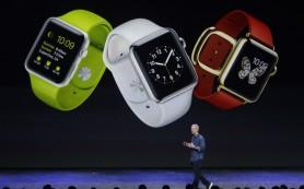 Стала известна дата начала продаж Apple Watch в России