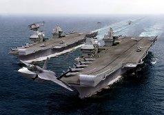 ВМС США оставят Персидский залив без военного контроля