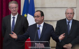 Президент Франции выступил за создание правительства ЕС