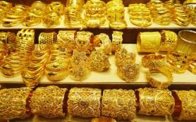 На рынке отмечают рост спроса на изделия из золота