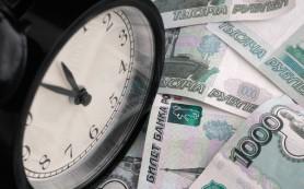 Темпы роста просрочки по кредитам до 90 дней резко снизились