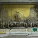На ВДНХ начинается реставрация горельефа Вучетича