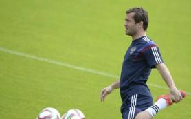 Нападающий сборной России по футболу Александр Кержаков заявлен за «Зенит-2»