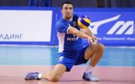 Доигровщик Андрей Титич стал игроком волейбольного клуба «Губерния»
