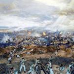 Под Москвой состоится Бородинская битва