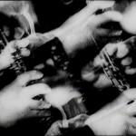 Советский киноавангард демонстрируют в столичном парке под живую музыку