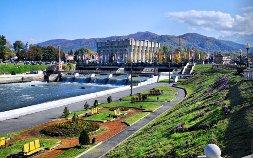 Во Владикавказе проходит ежегодный художественный симпозиум «Аланика»