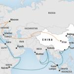 """Проект нового """"Шелкового пути"""" изменит экономическую карту мира"""