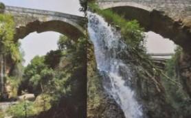 Турция: Древний мост развалился в ходе реставрационных работ